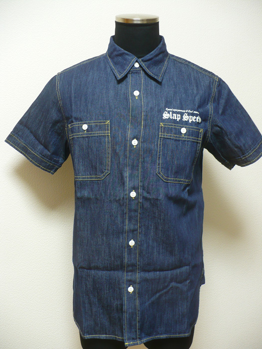 "【SLAP SPEED】""GARAGE WORK SHIRTS"""