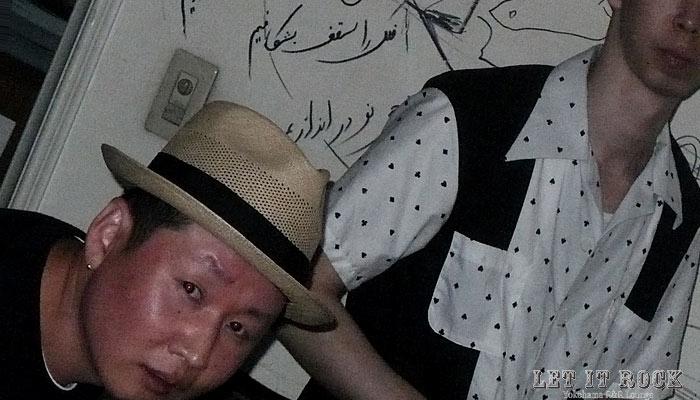 "DJ【MAR-KUN】&""Milky Kobayashi""(【THE MILKYWAY】)"