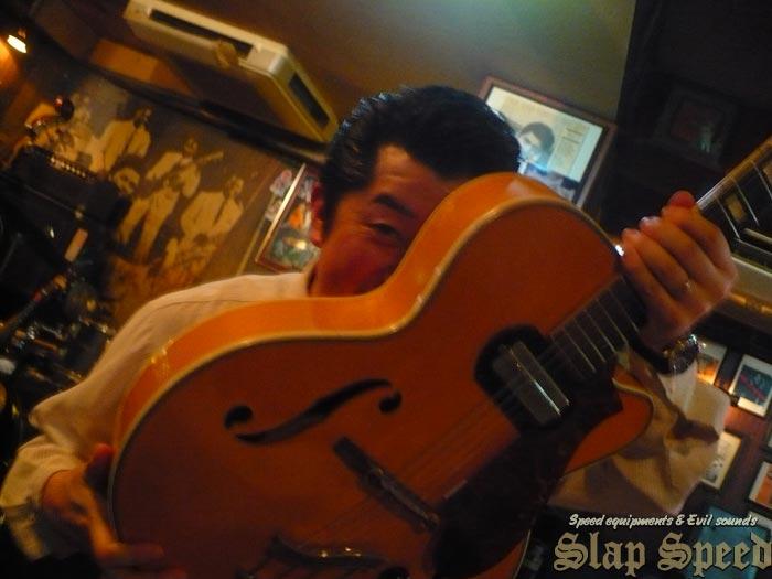 """Shiro""'s 【Harmony】H65 Archtop Guitar."