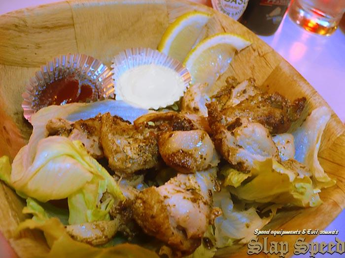 """Atsugi """"GINA"""" Cajun Chicken"""