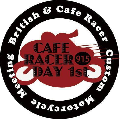 9.15 CAFE RACER DAY 1st