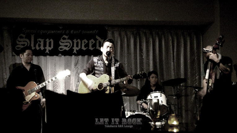 "Live at LET IT ROCK, ""Ryuji & The Memphis"""