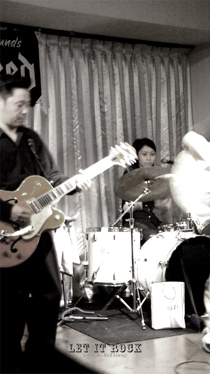 "Live at ""Ryuji & The Memphis"""