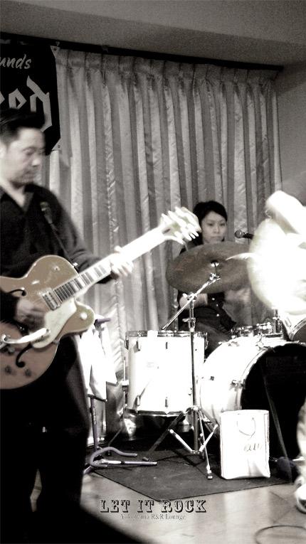 """Live at """"Ryuji & The Memphis"""""""