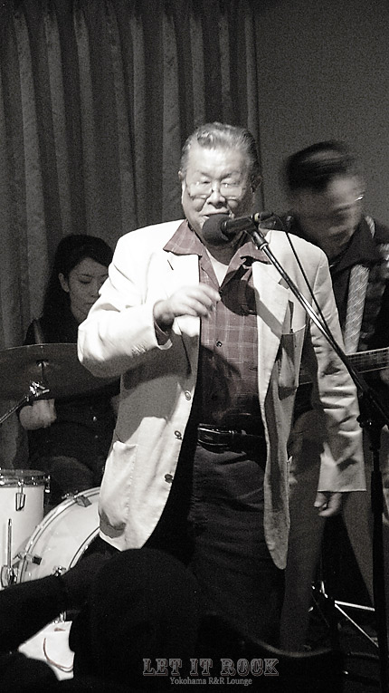 """Ryuji & The Memphis"" With ""Mr Koyama"" ex.""The Drifters"""