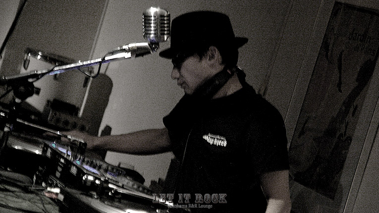 "Spin DJ ""ICHIMARU"" at 【LET IT ROCK】"