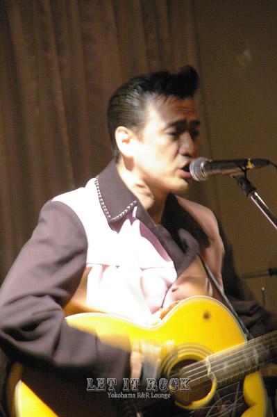 """【Ryuji&The Memphis】 Vo. Ryuji Yanagiya May.03.2014 """"LET IT ROCK"""""""