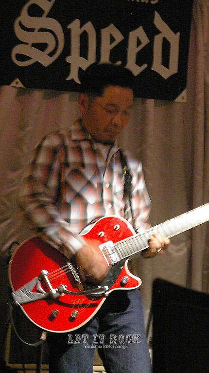 """【Ryuji&The Memphis】 Gt.Fire Jun May.03.2014 """"LET IT ROCK"""""""