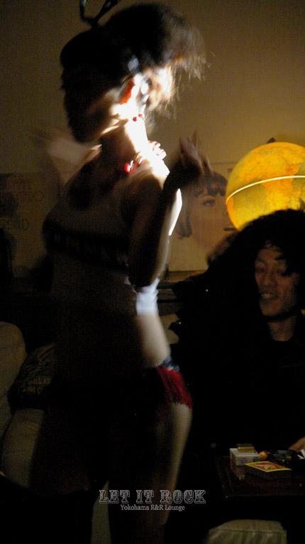 "【Naspy】 ""LET IT ROCK"""