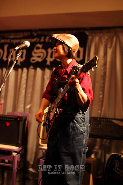【Lilies】 Live Act at LET IT ROCK