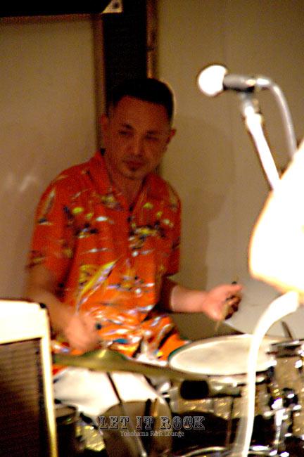 "【RAMJET RAMBLERS】 Tatsu Aug..02.2014 ""LET IT ROCK"""