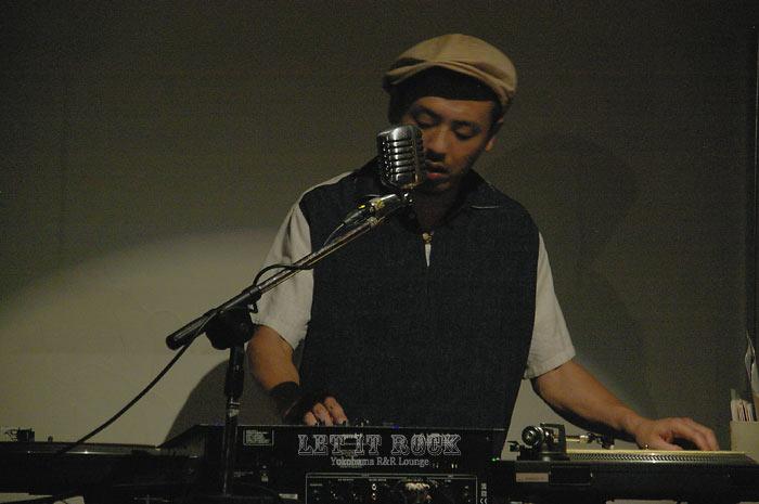 "Guest DJ【KATSU】 Aug..02.2014 ""LET IT ROCK"""