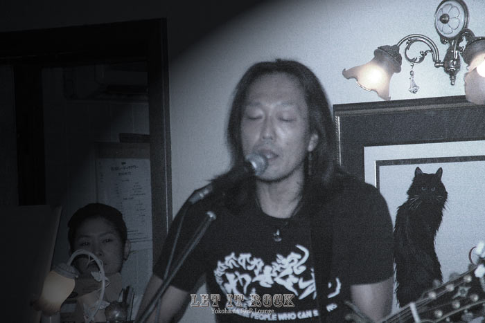 "【junn masuzawa】Sep.06.2014""LET IT ROCK"""