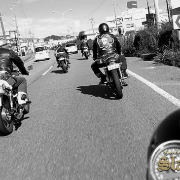 """""""Cafe Racer Day 2nd""""2014.9.14 REPORT 1"""