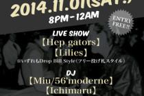 Last Stage!!??【Hep gators】