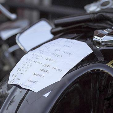 【Cafe Racer's MET】 at Takasaki REPORT