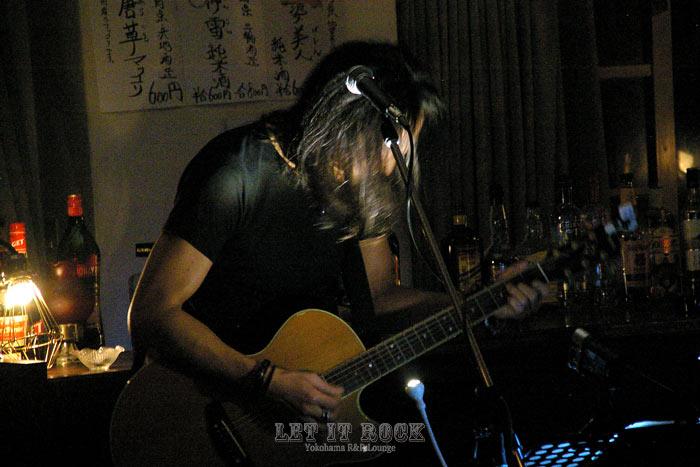 "【Jun Masuzawa】 Nov..01.2014 ""LET IT ROCK"""
