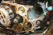 セルモーター修理