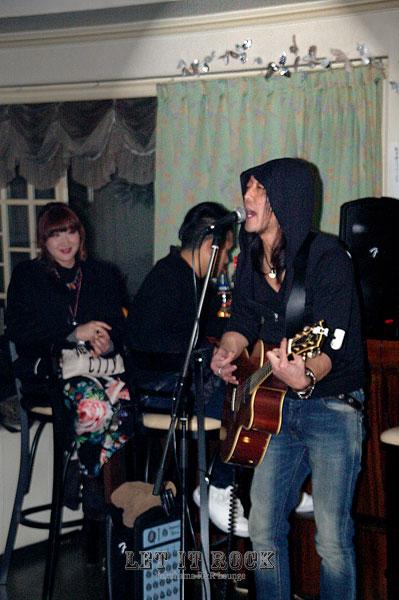 """2015.02.07""""LET IT ROCK""""【Jun Masuzawa】"""