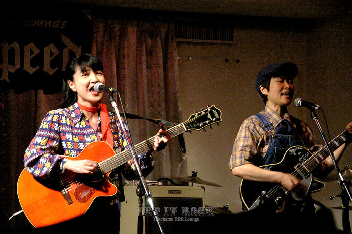 "2015.03.07【LET IT ROCK 9th Anniversary SP ""Wild Billys Stomp""】Live Act 【Lilies】"