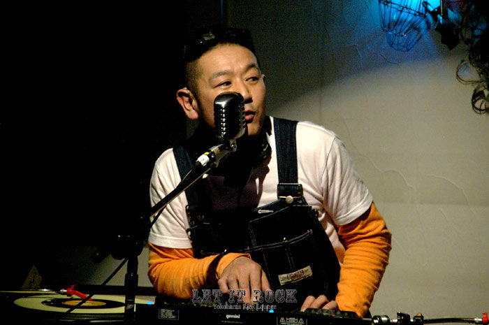 "2015.03.07【LET IT ROCK 9th Anniversary SP ""Wild Billys Stomp""】DJ【MIU/56'Maderne】"