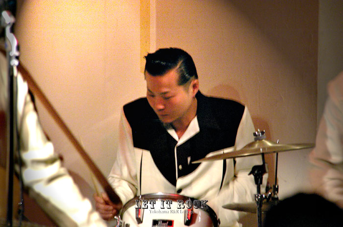 "2015.03.07【LET IT ROCK 9th Anniversary SP ""Wild Billys Stomp""】Live Act 【THE PEPPER HOT BOYS】 (from Nagaoka) Dr.Minami"