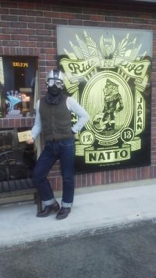 Natto CAFE&CLOTHING