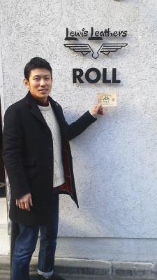 ROLLLewis Leathers Japan