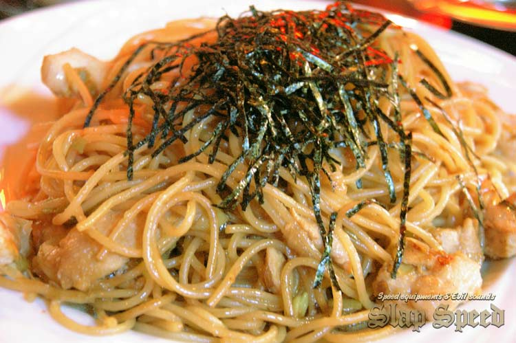 "Atsugi ""GINA"" Pasta"