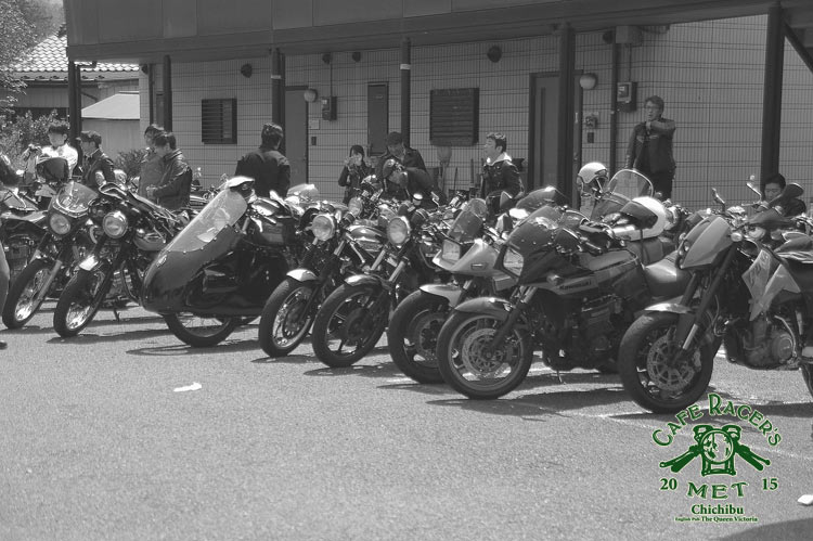 """【Cafe Racer's MET】at Chichibu""2015.Apr.26 (SUN)"