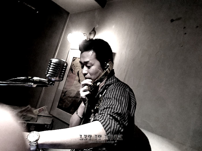 "【TON-UP Sat】at 12.5""LET IT ROCK【SLAP SPEED】10th Anniv SP"""