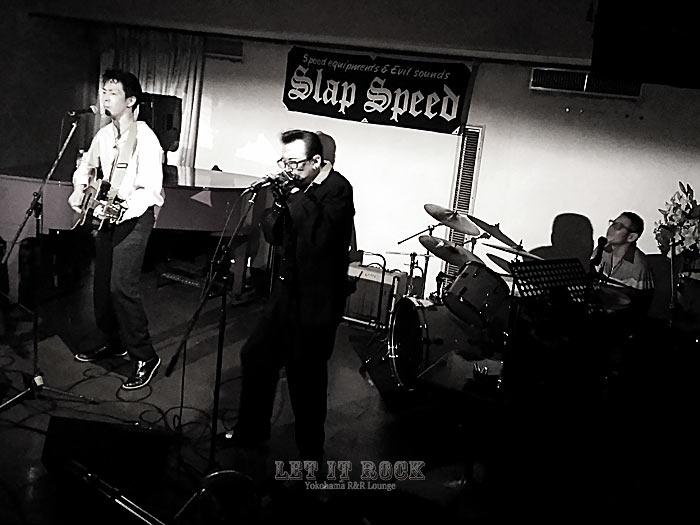 "【Milky&Secret Harp】at 12.5""LET IT ROCK【SLAP SPEED】10th Anniv SP"""