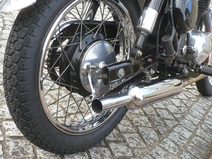 """ESTRELLA SS"" Rear Tyre."