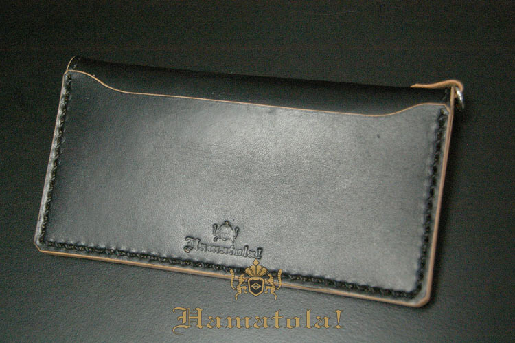 """【HAMATOLA!】HTW-161B Back Side """"Ticket Pocket"""""""
