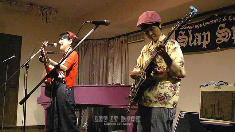 "【Lilies】Live at ""LET IT ROCK"""