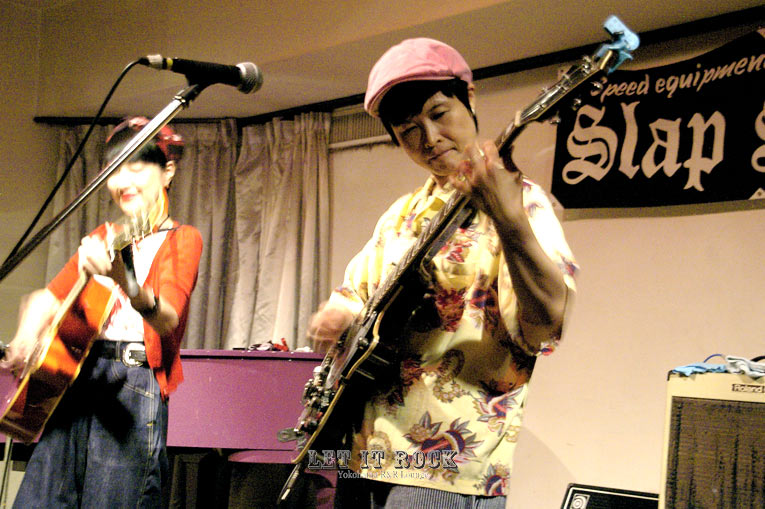 """Miyuki"" 【Lilies】Lead Gt.Vo."