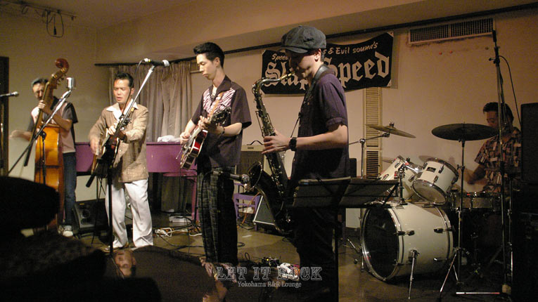 "【ロック☆倉岡&KILLER BOPS】Live at ""LET IT ROCK"""