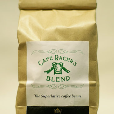 "Coffee Beans!!?? New Release ""Cafe Racer's BLEND"""