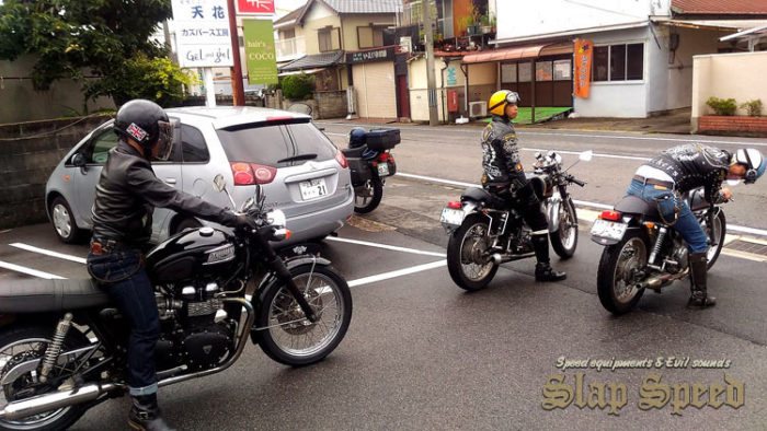 """""""Cafe Racer Day 4th"""" 2016.09.18"""