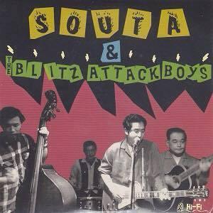 "Souta&The Blitz Attack Boys ""NO BLUES TOMORROW"""