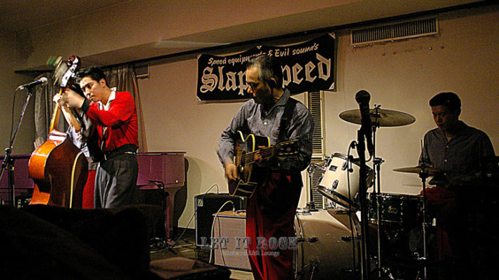 """Souta&The Blitz Attack Boys"" Live at LET IT ROCK"