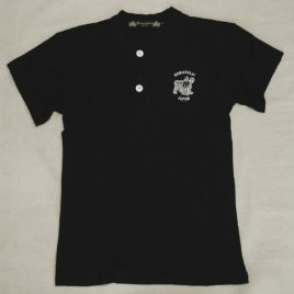 "【HAMATOLA!】Classic Henley Neck T-Shirts ""BERSERKER"""