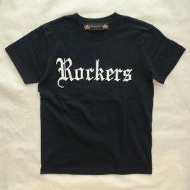 "【HAMATOLA!】""Rockers UK"" Lady's T-Shirts"