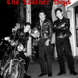 【The Leather boys】 (Tokyo)