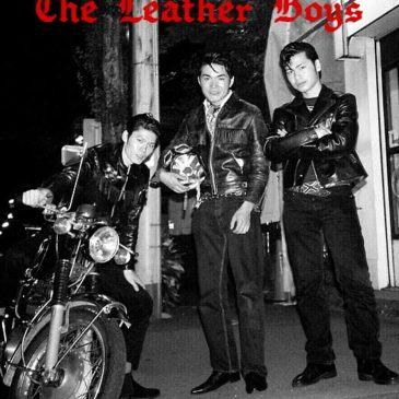 "9.1 LET IT ROCK ""The Leather boys"""