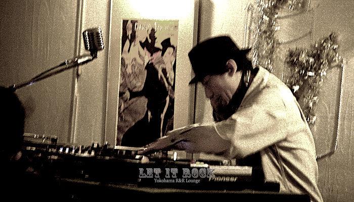 "LET IT ROCK resident DJ ""Ichimaru"""