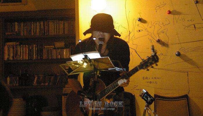 """Jun Masuzawa""Live act in LET IT ROCK Mar.02.2019"