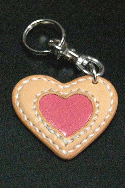 FF Key Ring NT-PINK