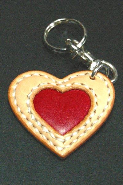 FF Key Ring NT-RED