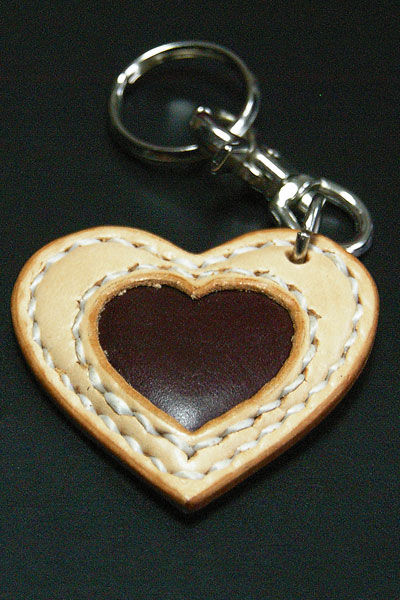 FF Key Ring NT-Brown